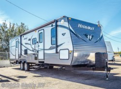 Used 2015  Keystone Hideout 31RBDS by Keystone from Bish's RV Supercenter in Idaho Falls, ID