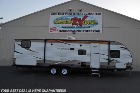 2018 Forest River Wildwood X-Lite 273QBXL