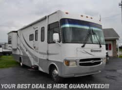 Used 2002  Thor Motor Coach Windsport 32 by Thor Motor Coach from Delmarva RV Center in Smyrna in Smyrna, DE
