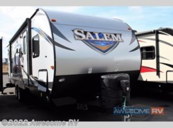 New 2018  Forest River Salem 27TDSS by Forest River from Awesome RV in Chehalis, WA