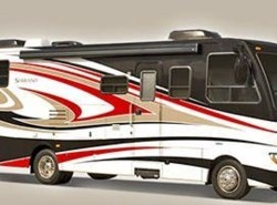 Used 2012 Thor Motor Coach Serrano 33W available in Bunker Hill, Indiana