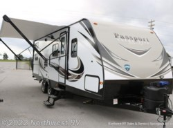 New 2018  Keystone Passport TT Grand Touring 2670BH by Keystone from Northwest RV in Springdale, AR