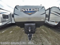 New 2018  Forest River Salem 32BHI by Forest River from Gillette's RV in East Lansing, MI