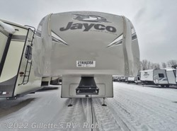 New 2018  Jayco Eagle 355MBQS by Jayco from Gillette's RV in East Lansing, MI