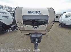 New 2018  Forest River Flagstaff Micro Lite 25BRDS by Forest River from Gillette's RV in East Lansing, MI
