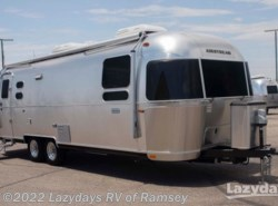 New 2020  Airstream Globetrotter 23FB Twin