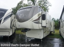 New 2019 Jayco North Point 381DLQS available in Gulfport, Mississippi
