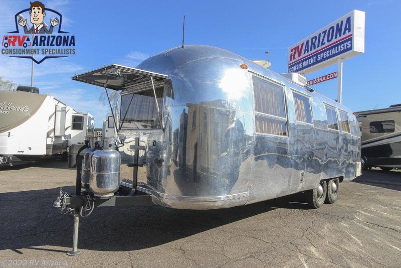 1965 Airstream Overlander D For Sale In El Mirage Azrhairstreamrvsource: Airstream Overlander Wiring Diagrams At Gmaili.net