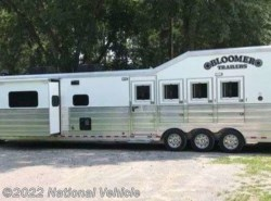 2015 Bloomer  4 Horse 18' SW 37' Trailer with Living Quarters