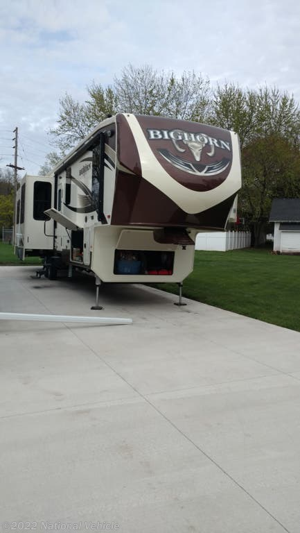 Peachy 2017 Heartland Rv Bighorn Bh 3970Rd For Sale In Onawa Ia 51040 C601225 Gmtry Best Dining Table And Chair Ideas Images Gmtryco