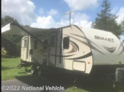 Used 2015 Keystone Bullet 251RBS available in Sutton, Massachusetts