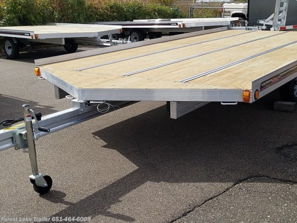 2021 FLOE Versa Max Floe 16' Ramp Sled / ATV Trailer w/Brakes available in Forest Lake, MN