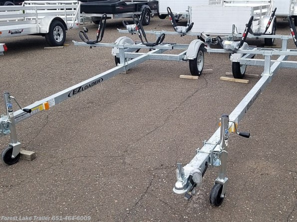 2021 EZ Loader Double Place Kayak Trailer available in Forest Lake, MN