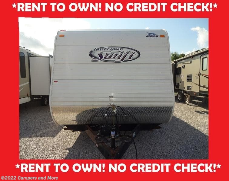 Rent To Own Rv >> 2014 Jayco Rv 264bh Rent To Own No Credit Check For Sale In Mobile
