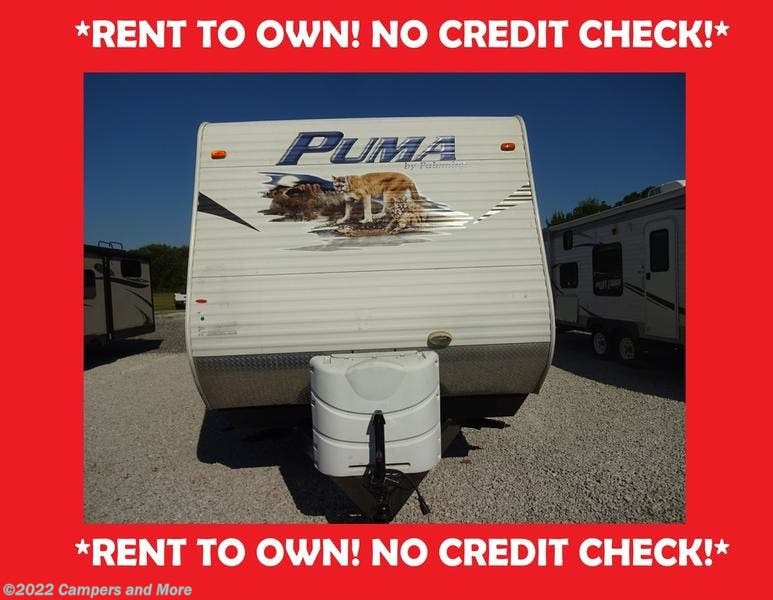 Rv Rent To Own >> 2010 Palomino Rv 26fbss Rent To Own No Credit Check For Sale In