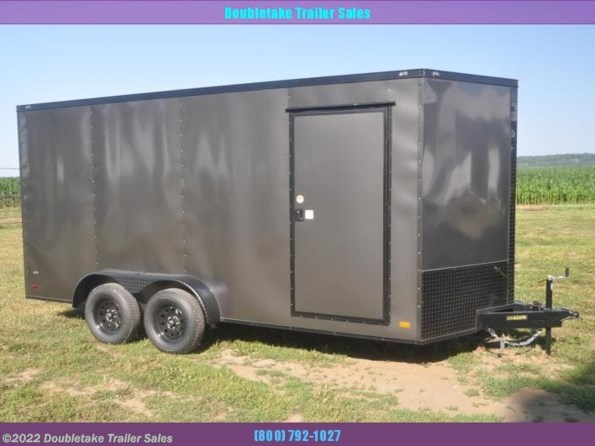 2020 Covered Wagon 7X16TA2 available in Council Bluffs, IA