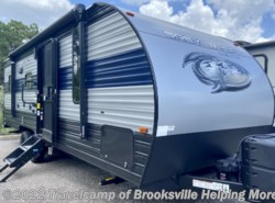 New 2021 Forest River Cherokee GREY WOLF 22RR available in Brooksville, Florida