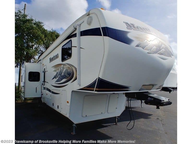 2011 Keystone Montana M-3465