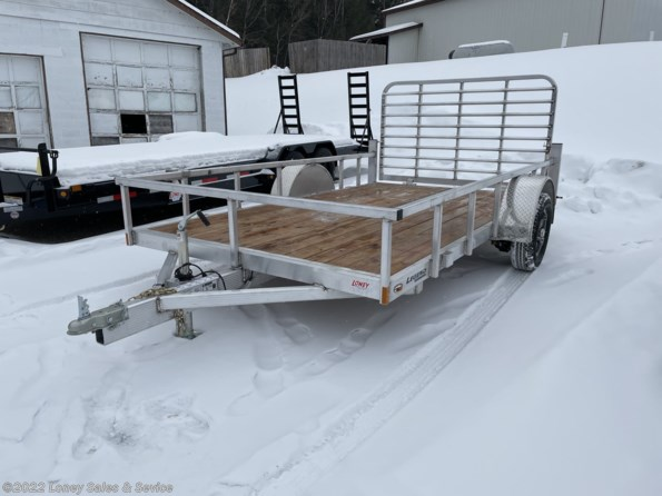 2021 Legend Trailers Legend ALUMINUM OPEN DELUXE 7X12 available in Walker, MN