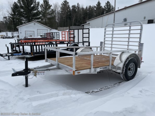 2021 Legend Trailers Legend ALUMINUM OPEN DELUXE 5X8 available in Walker, MN