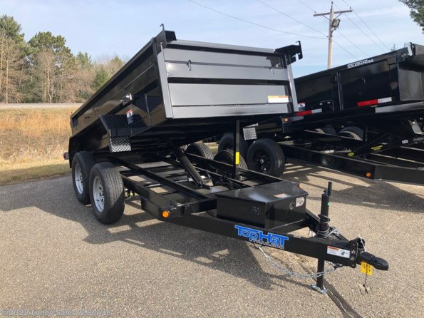 2021 Top Hat DUMP TRAILER 5X10 available in Walker, MN