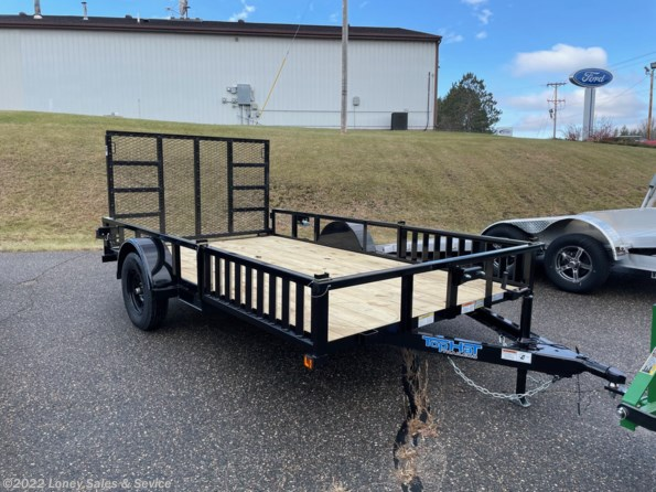 2021 Top Hat TOP HAT QUAD HAULER 7X12 available in Walker, MN