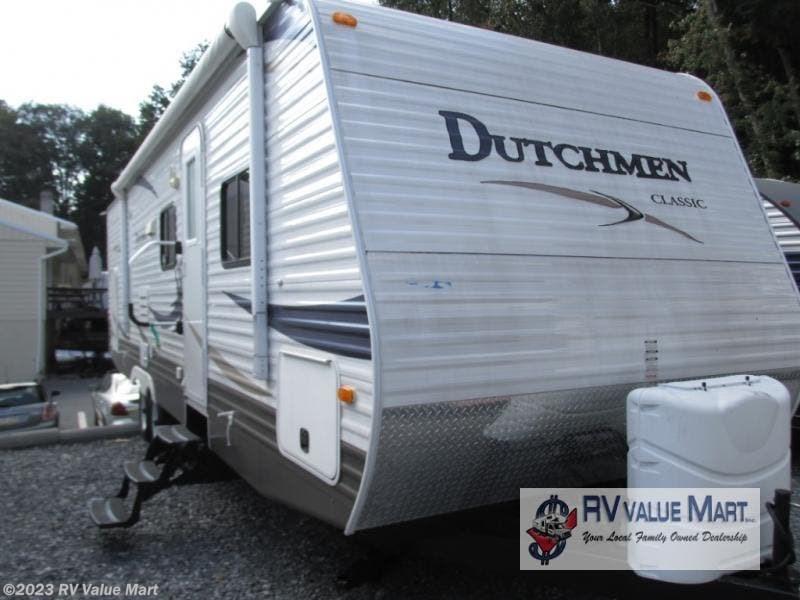 2011 Dutchmen Dutchmen 317QBS Classic