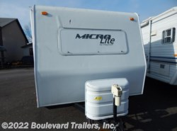 Used 2009  Forest River Flagstaff Micro Lite 18FBR by Forest River from Boulevard Trailers, Inc. in Whitesboro, NY