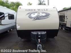 New 2018  Forest River Grey Wolf 25RL by Forest River from Boulevard Trailers, Inc. in Whitesboro, NY