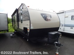 New 2017  Forest River Cherokee 244JR by Forest River from Boulevard Trailers, Inc. in Whitesboro, NY