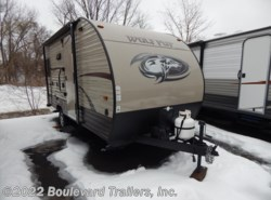 Used 2016  Forest River Wolf Pup  by Forest River from Boulevard Trailers, Inc. in Whitesboro, NY
