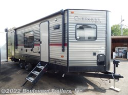New 2018  Forest River Cherokee 234VFK by Forest River from Boulevard Trailers, Inc. in Whitesboro, NY