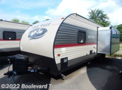 New 2018  Forest River Grey Wolf 26RL by Forest River from Boulevard Trailers, Inc. in Whitesboro, NY