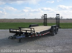 2021 Load Trail 83X20' Flatbed Equipment Trailer 14000 LB GVWR