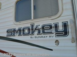 Used 2006  Sunset Park RV SunRay 28RB by Sunset Park RV from Brown's RV Superstore in Mcbee, SC