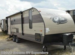 New 2018  Forest River Grey Wolf 23Mk by Forest River from Brown's RV Superstore in Mcbee, SC