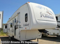 Used 2006  Forest River Wildcat 32QBBS by Forest River from Brown's RV Superstore in Mcbee, SC
