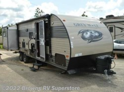 New 2018  Forest River Grey Wolf 27DBS by Forest River from Brown's RV Superstore in Mcbee, SC