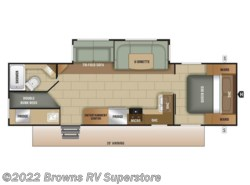 New 2018  Starcraft Autumn Ridge 282BH by Starcraft from Brown's RV Superstore in Mcbee, SC