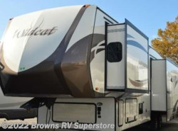 New 2018  Forest River Wildcat 34WB by Forest River from Brown's RV Superstore in Mcbee, SC