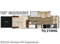 Used 2015  Heartland RV Torque TQ 270 HG