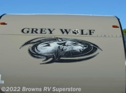 New 2018  Forest River Grey Wolf 26CKSE by Forest River from Browns RV Superstore in Mcbee, SC