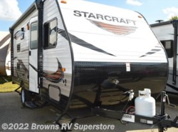 New 2019  Starcraft Autumn Ridge 18BHS OUTFITTER by Starcraft from Browns RV Superstore in Mcbee, SC