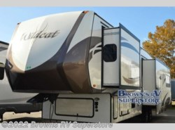 New 2018  Forest River Wildcat 34WB by Forest River from Browns RV Superstore in Mcbee, SC