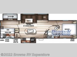New 2019  Forest River Cherokee 304BH by Forest River from Browns RV Superstore in Mcbee, SC