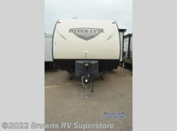 Used 2017 Forest River Salem Hemisphere Hyper-Lyte 23RBHL available in Mcbee, South Carolina