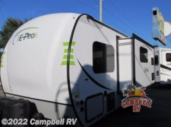 New 2018  Forest River Flagstaff E-Pro 17RK by Forest River from Campbell RV in Sarasota, FL