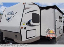 New 2017  Forest River Flagstaff Micro Lite 25BRDS by Forest River from Campbell RV in Sarasota, FL