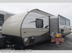 Used 2015  Forest River Cherokee Grey Wolf 29BH by Forest River from Campbell RV in Sarasota, FL