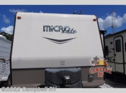 Used 2016  Forest River Flagstaff Micro Lite 25BHS by Forest River from Campbell RV in Sarasota, FL
